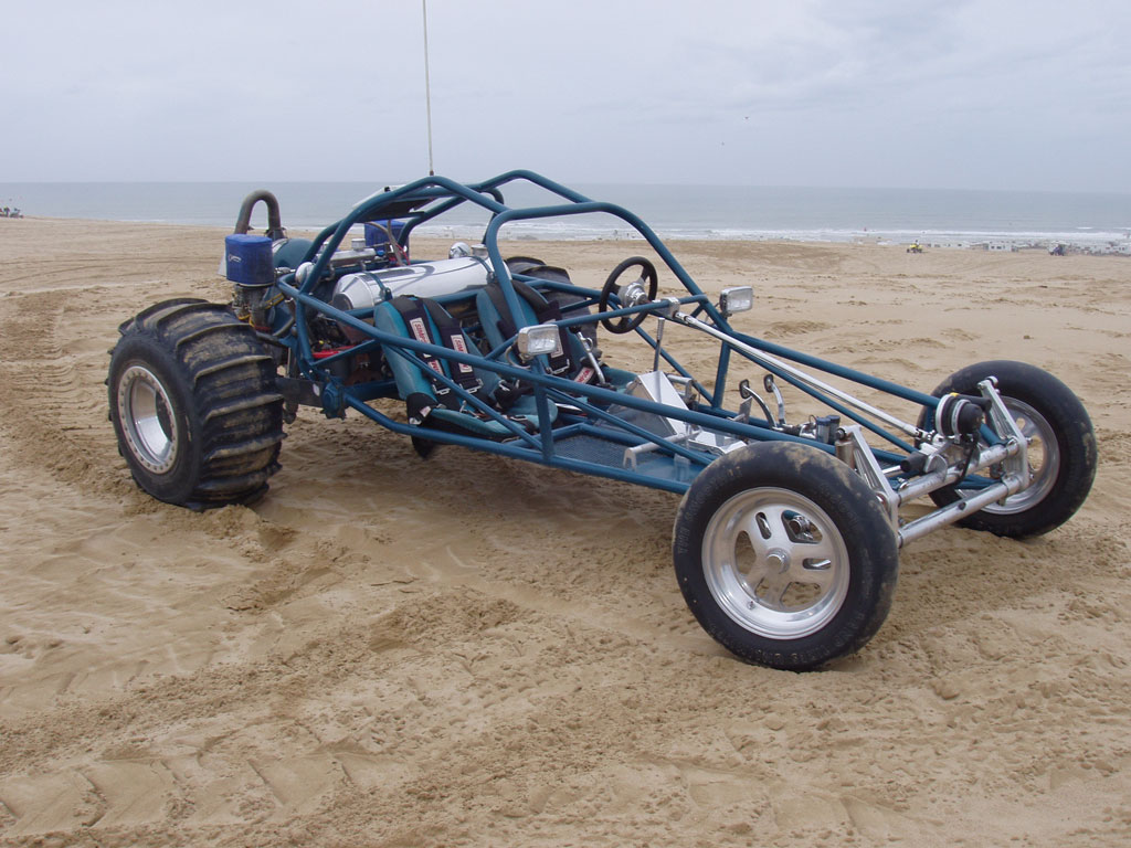 Vw dune buggy sand rail - photo#15