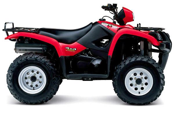 Suzuki Vinson 500cc