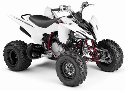 Yamaha Raptor 660 atv