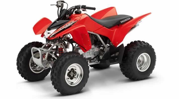 Honda Trx 250 >> ATV - San Diego Motor Sport Rentals