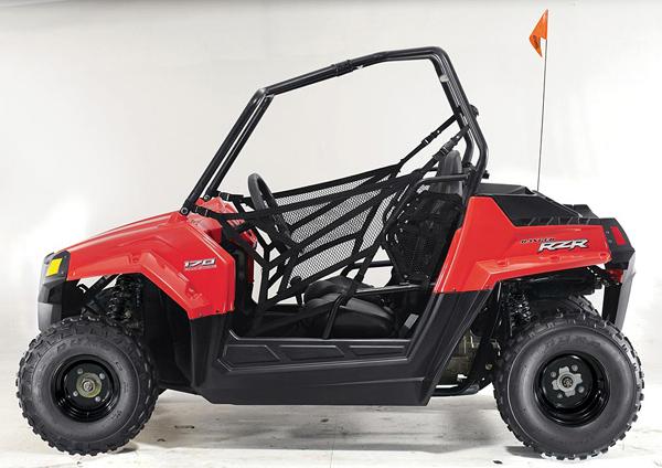 Kid RZR 170cc